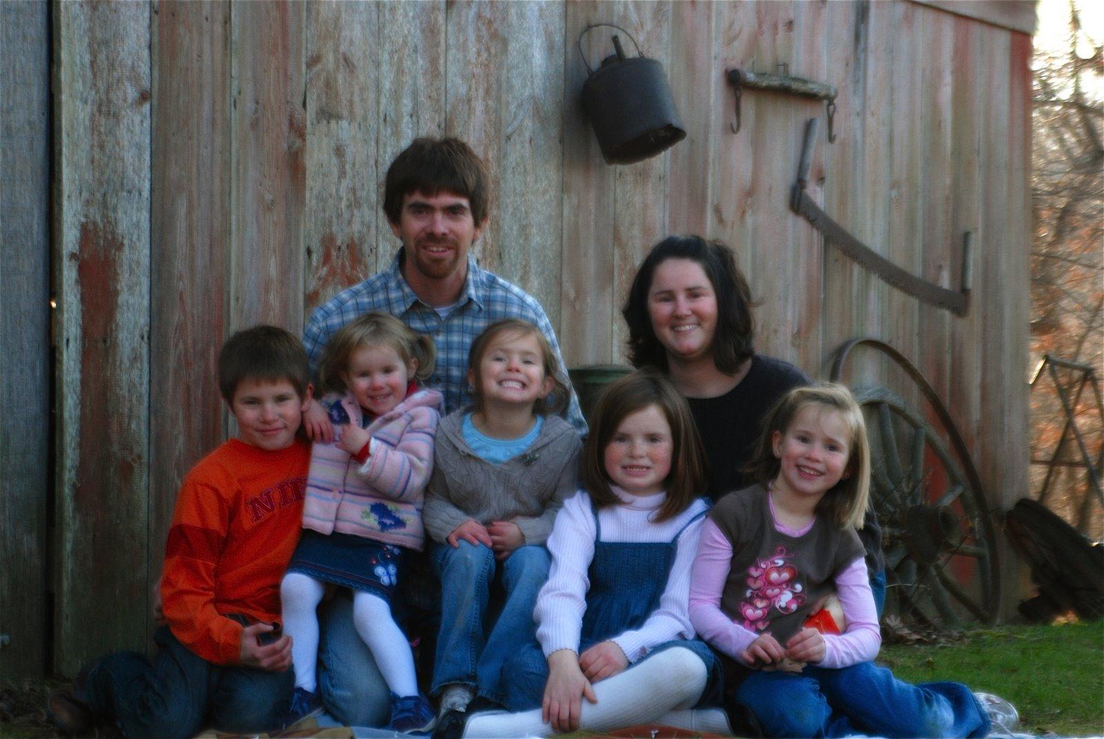 Berberich Family