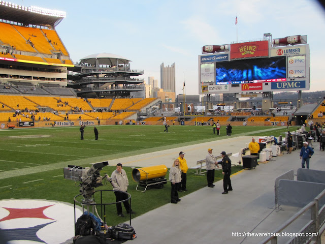 Steelers vs. Raiders