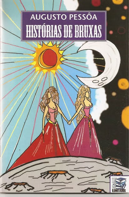 HISTRIAS DE BRUXAS - livro
