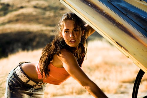 megan fox transformers 3 fired. girlfriend Megan Fox Fired
