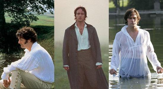 Todos son Darcy.