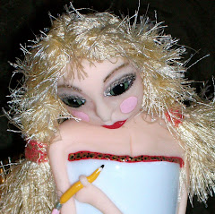 Art Doll Edith