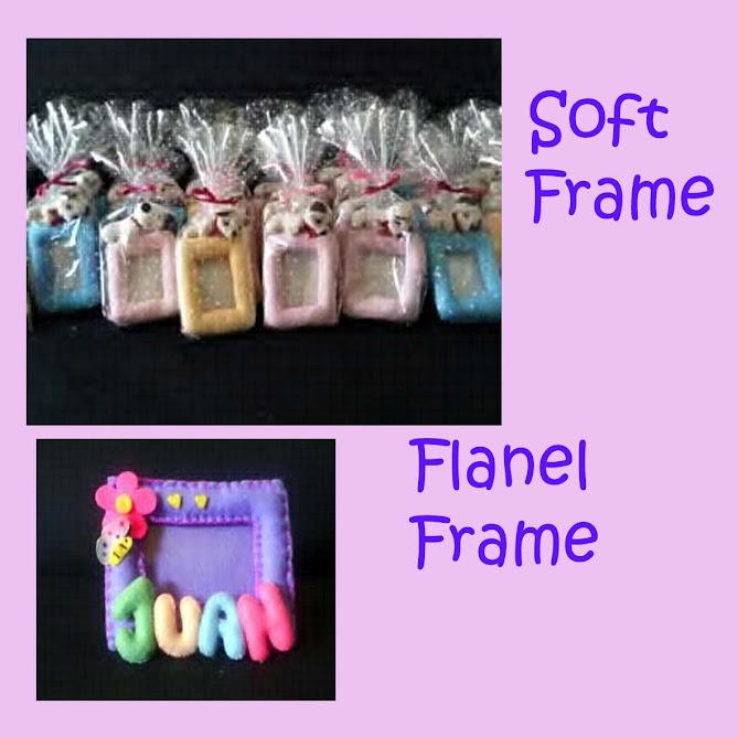 Soft frame