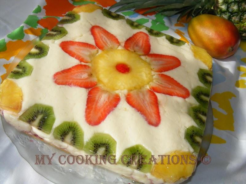 """Torta Quadro d'autore * Торта """"Картината на художника"""""""