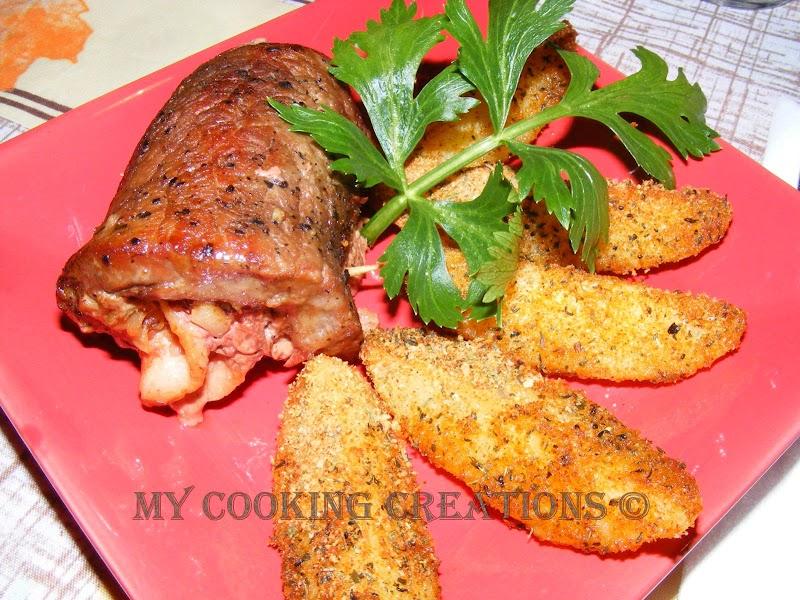 Картофи по селски * Patate rustici