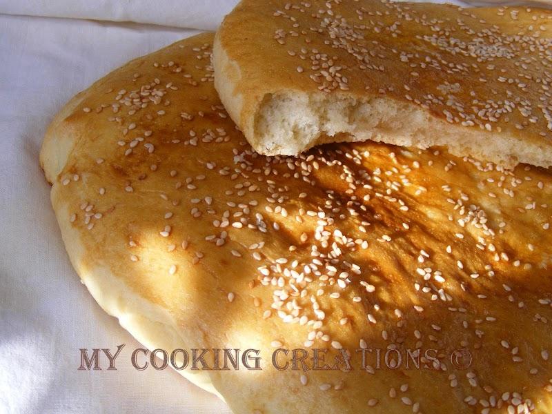 Pane tunisian * Тунизийски хляб