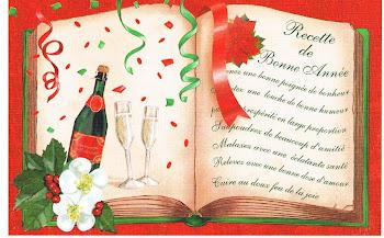 L'association Nouvel élan vous présente ses meilleurs voeux pour 2011