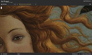 La Nascita di Venere del Botticelli