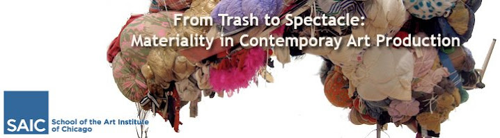 SAIC Trash/Spectacle Lecture Series