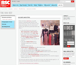 Visit The RSC Key Website