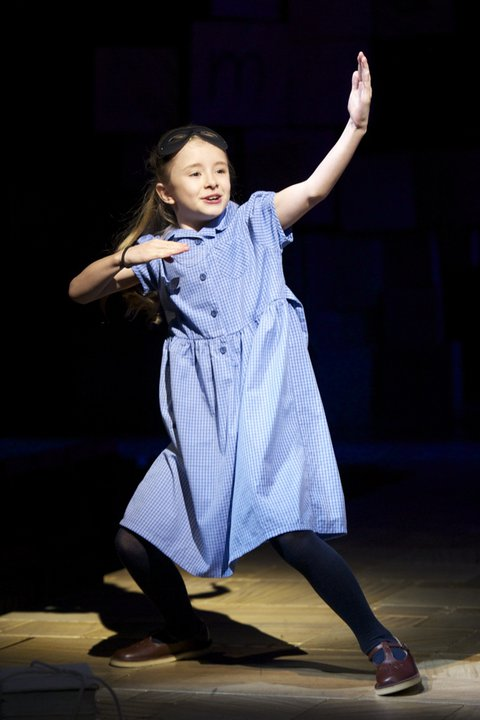Matilda the Musical Dresses