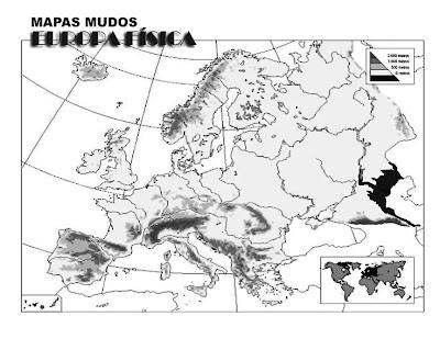 Angarmegia Ciencia Cultura y Educacin Ayudas Geografa  Mapa