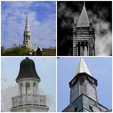 Church steeples