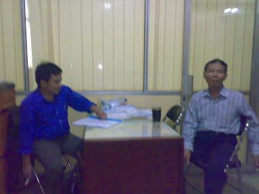 Bapak Karnadi & Dosen Senior Bpk H.Martono.SE.MM