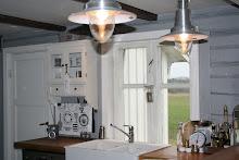 Kjøkkenet: