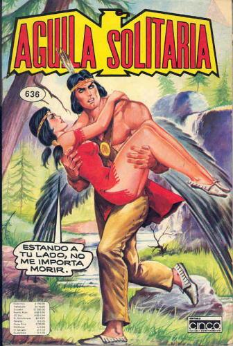 Aguila Solitaria
