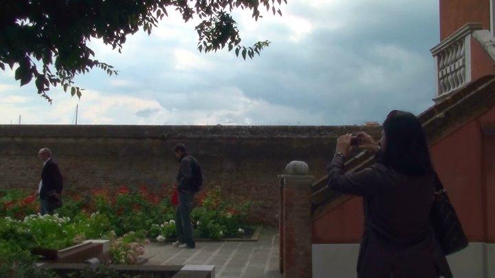 Venezia spiriti eletti nel giardino contarini dal zaffo for Spirit colonna sonora