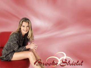 Shields vagina Brooke