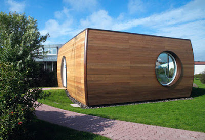 Hanse Colani Roto house