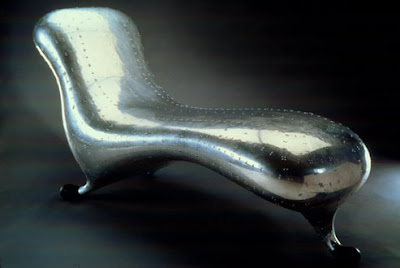 Lockheed Lounge by Marc Newson
