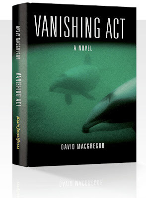 vanishing act - a novel by davidmacgregor