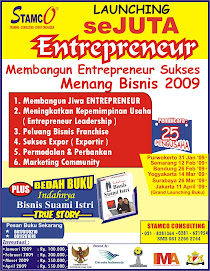 Launching sejuta Entrepreneur