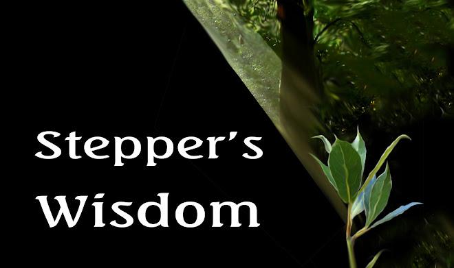 Steppers' Wisdom