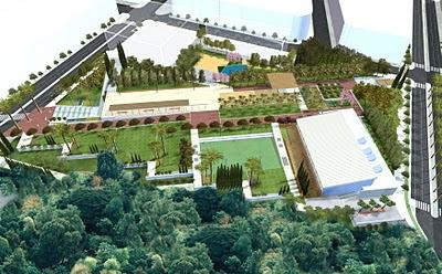 Jpiarquitectura parques y espacios urbanos for Jardin de ayora