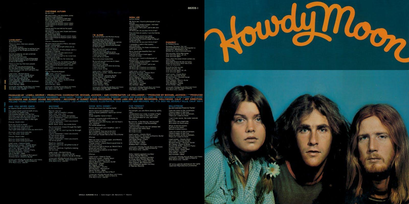 self titled album in 1974