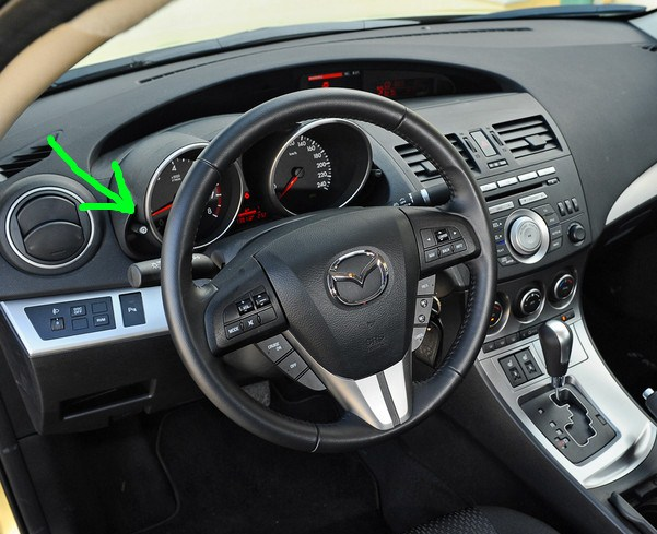 Mazda 3 2010 Dash Lights Wiring Library Woofit