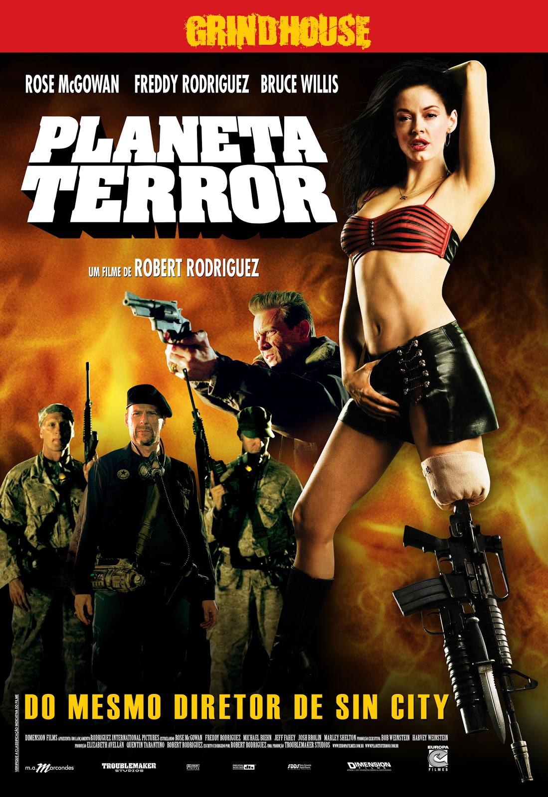 Planeta Terror (Dual Audio)