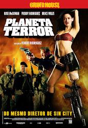 Baixar Filme Planeta Terror (Dual Audio)