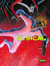 El incal (Jodorowsky / Moebius)
