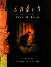 Cages (Dave McKean)