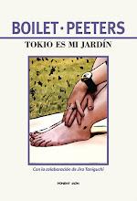 tokio es mi jardin (Boilet / Peeters)