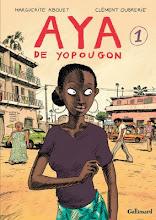 Aya de Yopougon (Margarite Abouet/ Clément Oubrerie)