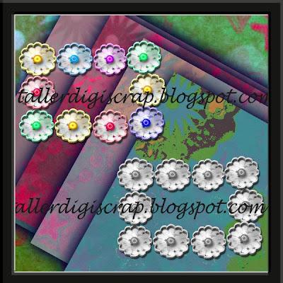 http://tallerdigiscrap.blogspot.com/2009/11/botones-y-flores.html