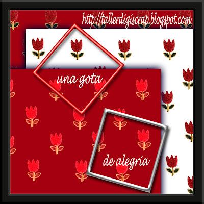 http://tallerdigiscrap.blogspot.com/2009/12/una-gota-de-alegria.html