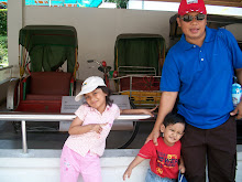 Ayah with the kiddos