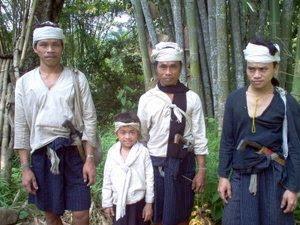 Baduy, traditional Sundanese community