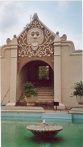 Water palace in Yogyakarta Indonesia