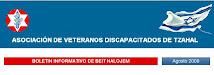 ASOCIACIÓN DE VETERANOS DISCAPACITADOS DE TZAHAL