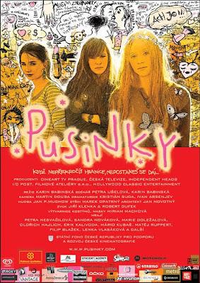 Pusinky, Lesbian Movie