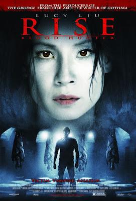 Rise: Blood Hunter, Lesbian vampire movie lesmedia