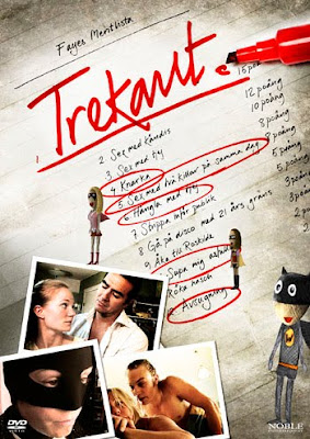 Trekant, Lesbian Movie