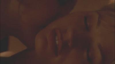 Lesbian Kiss, Cameron Richardson and Carla Gallo