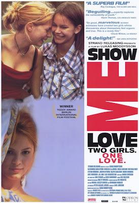 Show Me Love Fucking Åmal, Lesbian Movie