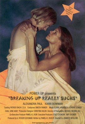 Lesbian Short Film, Breaking Up Really Sucks