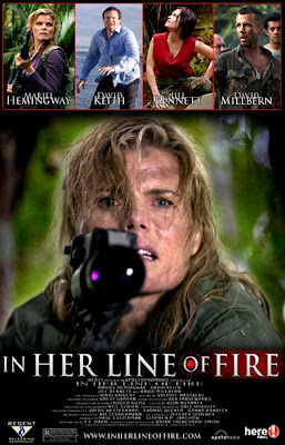 In Her Line of Fire, Lesbian Movie