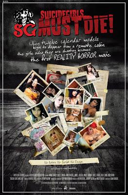 Suicide Girls Must Die!, Lesbian Movie